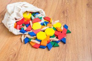 Spielzeug für Neugeborene zum Selbermachen