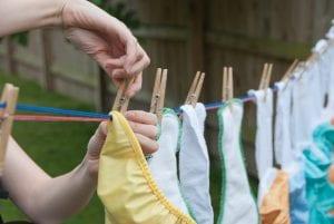 Ein Leitfaden zu Stoffwindeln für neue Eltern 1