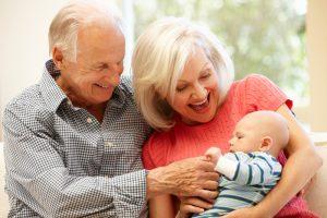 Beliebteste Namen für Großeltern