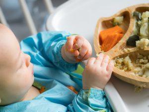 Eine komplette Darstellung des babygeführten Abstillens 1