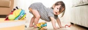 Spielzeug: Sicherheitstipps für frischgebackene Eltern