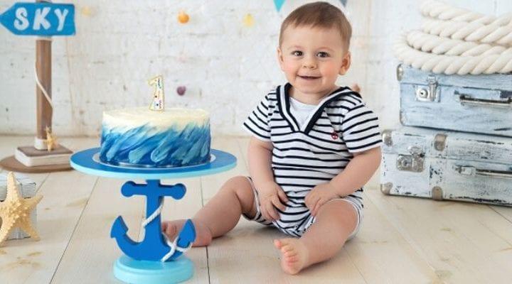 Babys erster Geburtstag 2