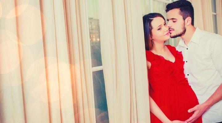 Schwangerschaftstaugliche Schmankerl und Umstands-Dessous zum Valentinstag 1