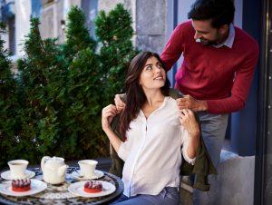Schwangerschaftstaugliche Schmankerl und Umstands-Dessous zum Valentinstag