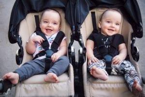 Die perfekten Anschaffungen für Zwillingsbabys 1