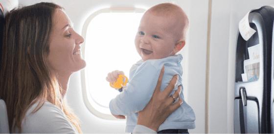 Tipps und Tricks zum Reisen mit einem Baby 3