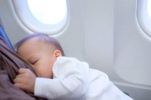 Tipps und Tricks zum Reisen mit einem Baby