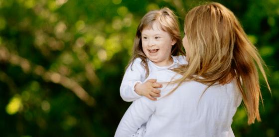 Wissenswertes für Eltern von Babys mit Down-Syndrom