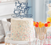 Ideen für den ultimativen Gender-Reveal-Kuchen 1