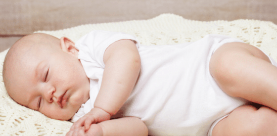 Gesunde Schlafrhythmen bei Säuglingen fördern