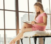 Achtsamkeits-Tagebuch: 30 Ideen für Ihr Schwangerschaftstagebuch