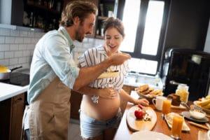 Beistand leisten in der Schwangerschaft: ein Ratgeber für angehende Väter 1