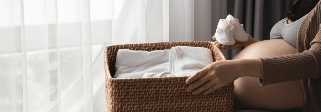 Mutter-Kind-Körbe: Ein hilfreicher Tipp für neue Eltern