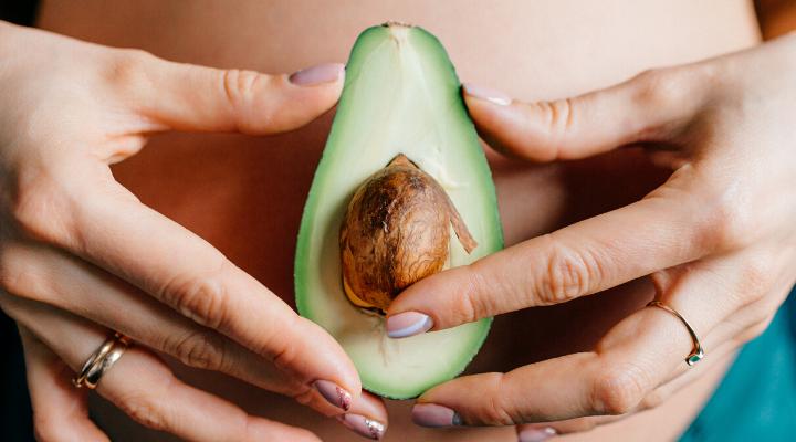 Die Schwangerschaftsvorteile von Avocados