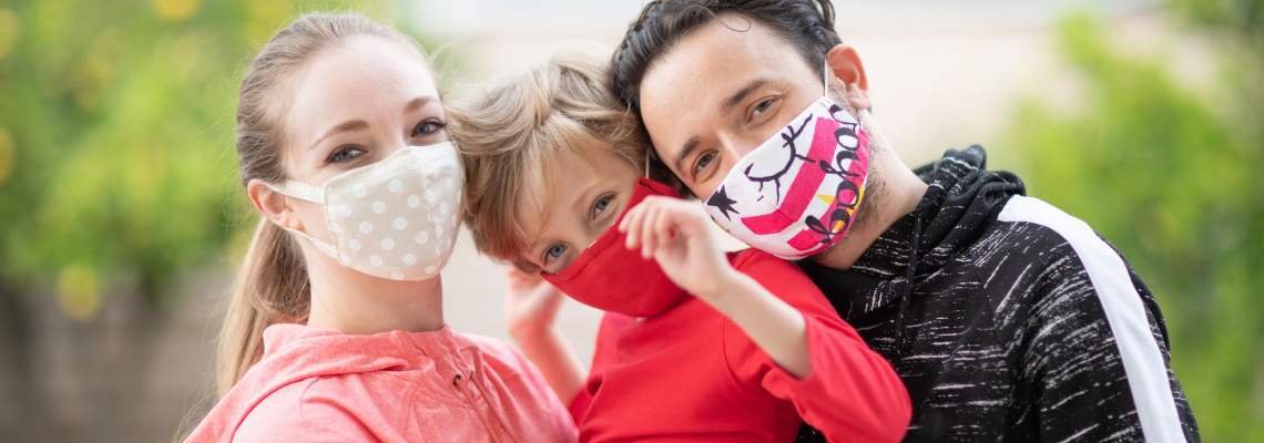 DIY Face Mask Tutorials for the Whole Family