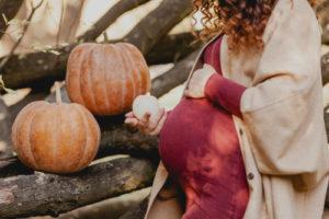 Herbstaktivitäten für Schwangere 1
