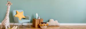 Wie Sie Ihr Heim ohne Kinderzimmer babytauglich machen